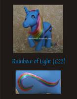Rainbow of Light by NorthernElf