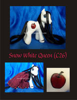 Snow White Queen by NorthernElf