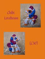 Chibi Lovebeam by NorthernElf
