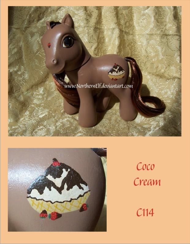 Coco Cream by NorthernElf