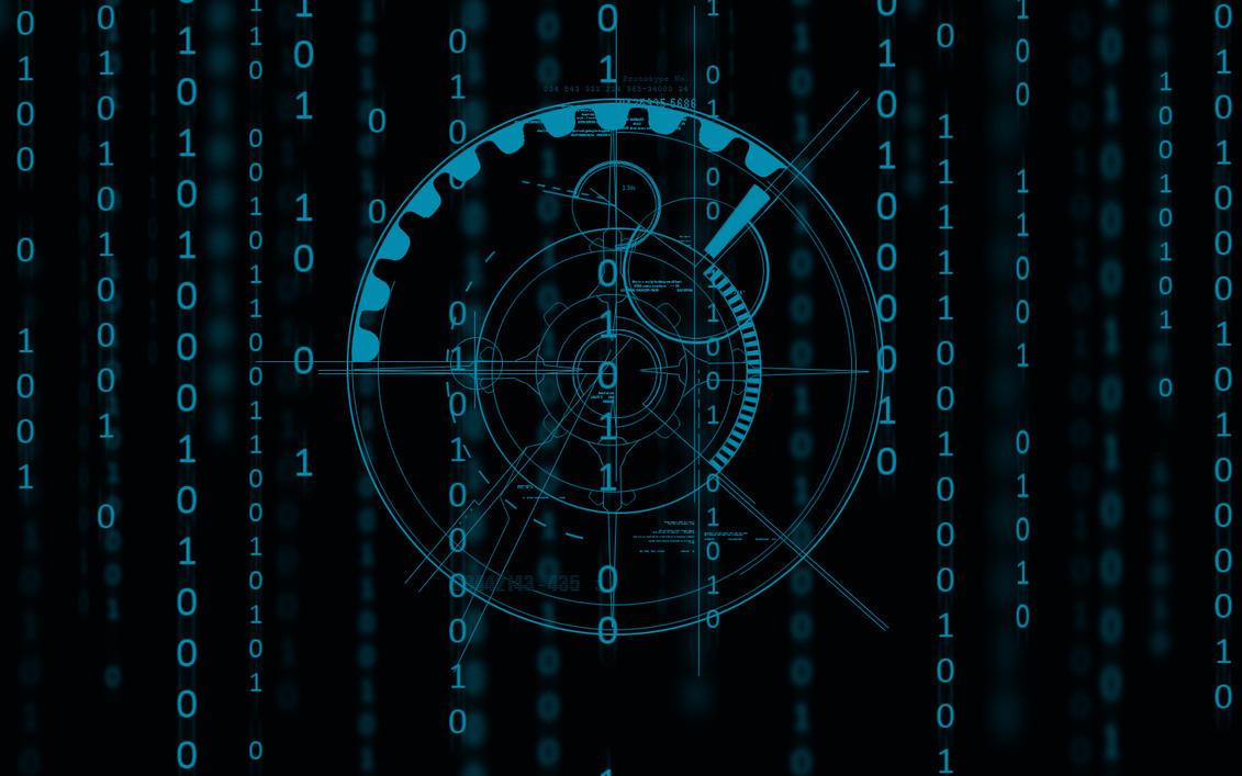 Technology Wallpaper By Keroyx