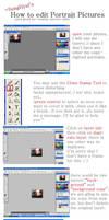 Editind Portrait Pictures by SungHyul
