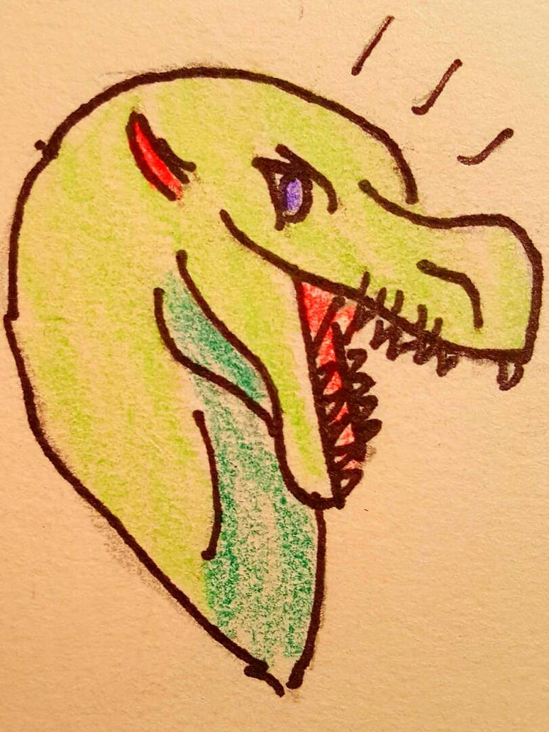 One of 6 little emotes I drew by aerithedrgn