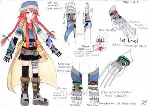 Ruko Sanichi (Contest Entry)