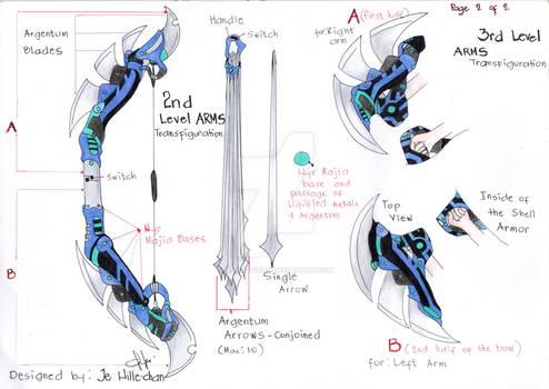 ARMS Name:Demon-Slasher (contest entry)