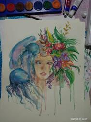 Watercolour Artwork