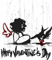 Happy Valentine's Day by Kiitsu