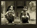Children of Varanasi - India