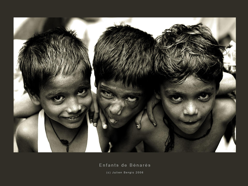 Children of Vanarasi II- India by krevet