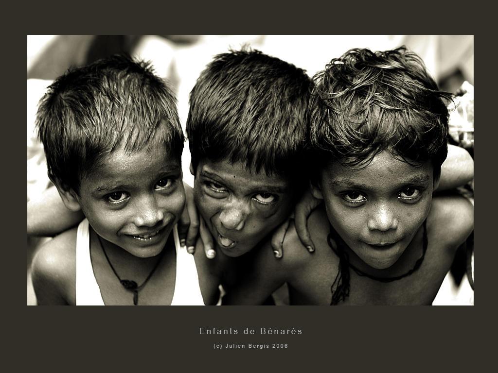 Children of Vanarasi II- India by krevet