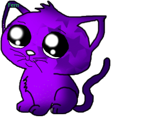 Kitten by FernTheShapeShifter