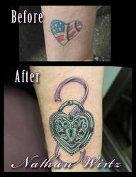 Locket Cover Up by bbqedmarv