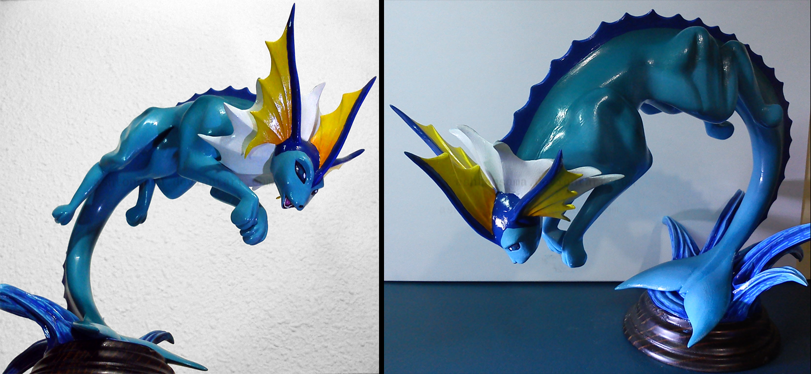 Vaporeon by AshtonSama
