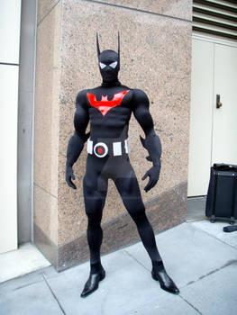 Batman Beyond cosplay/costume pics