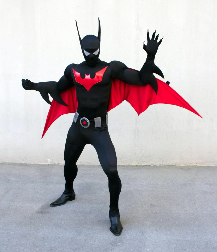 Batman Beyond Cosplay How To