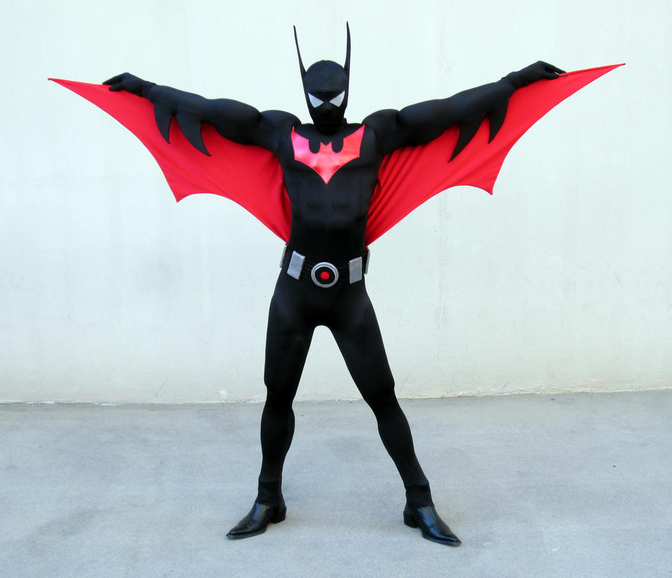 Batman Beyond cosplay/costume pics by BatmanBeyondfan2009 ... & Batman Beyond cosplay/costume pics by BatmanBeyondfan2009 on DeviantArt