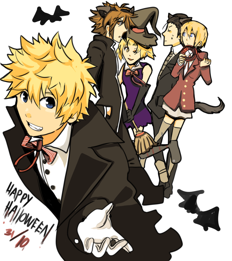 HAPPY+HALLOWEEN by sorakawa