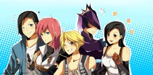 DFF: newcomers by sorakawa
