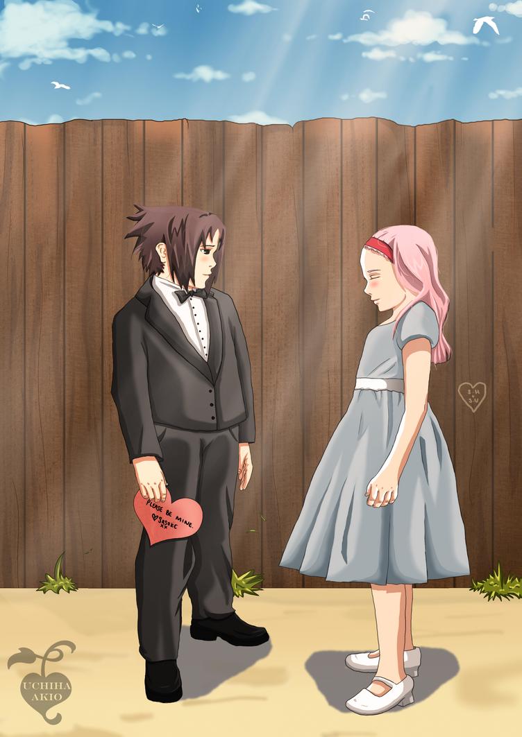 SasuSaku: Please Be Mine by UchihaAkio