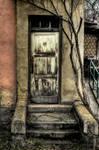 The Entrance by Sarajlic