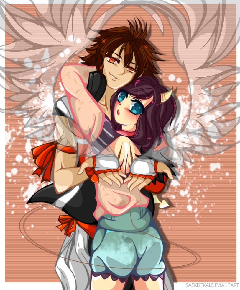 Broken Wings by SaekiSekai