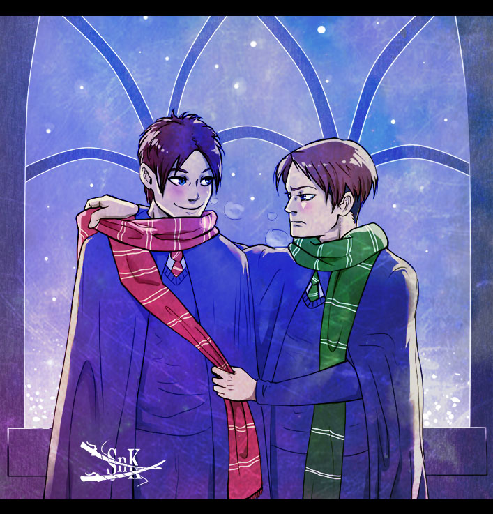 Where your scarf? by ViaDomus