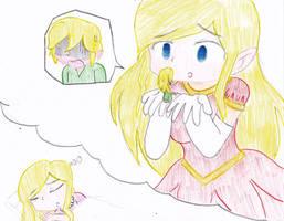 Toon Zelink- Tiny Nightmare by iZelda27