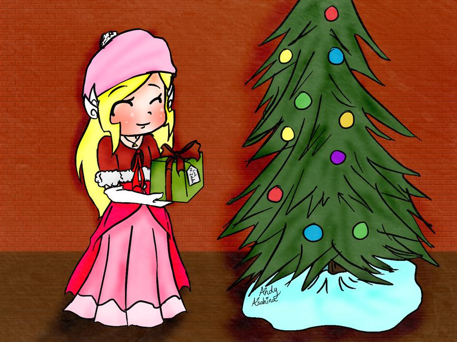 ST Zelda - Christmas 2011 by iZelda27 on DeviantArt