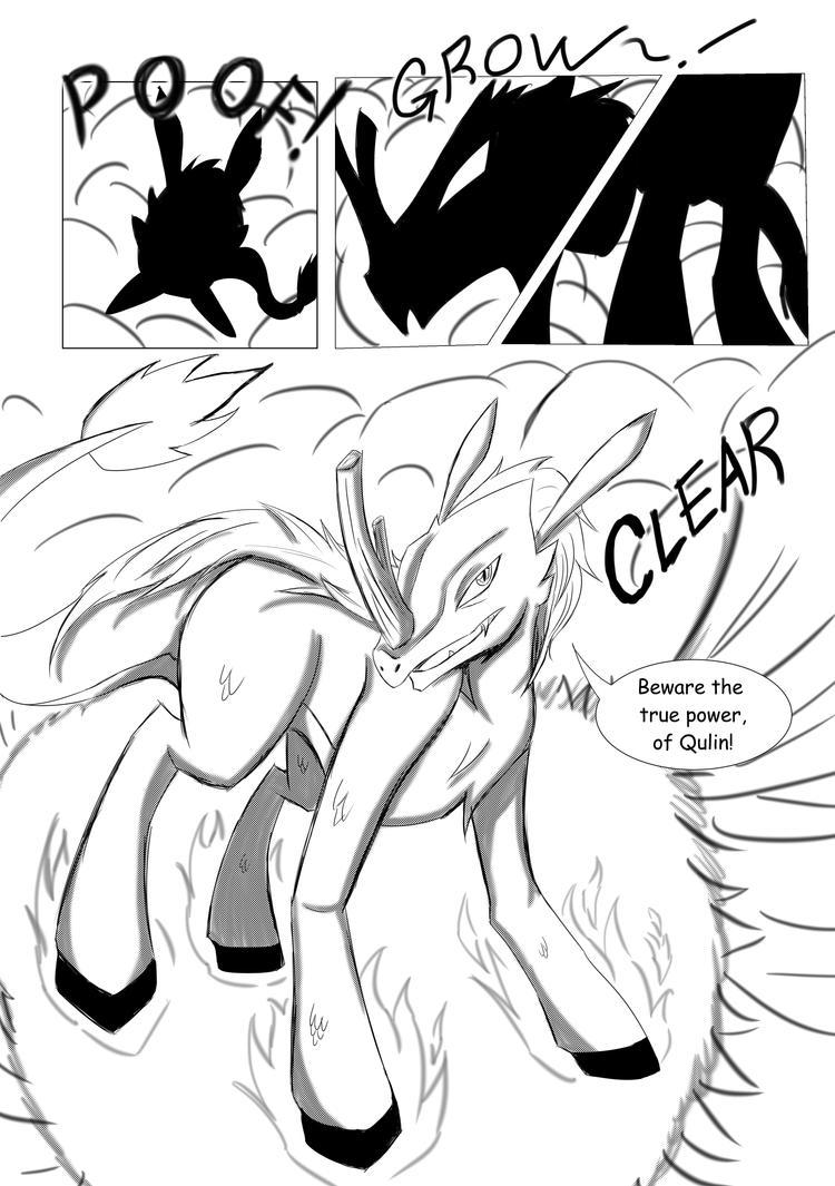 JOTUB ch2 pg 31 (REMAKE) by YinYangSeiryu