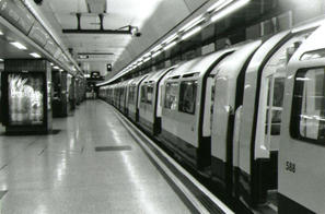 The Tube by andrewBEE