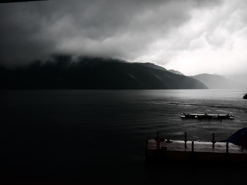 Lake Ashi by eternalsnow-chrys