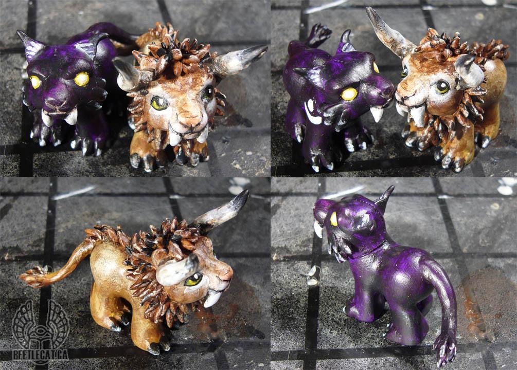 WOW Pony Custom Cat Form by Beetlecat