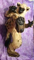 Hyena Costume Fursuit by Beetlecat