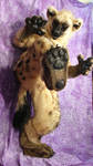 Hyena Costume Fursuit