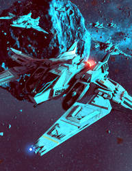 Wing Commander by MadamGoth