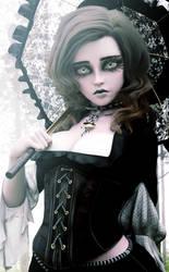 GothDoll by MadamGoth