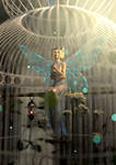 Caged Fae by MadamGoth