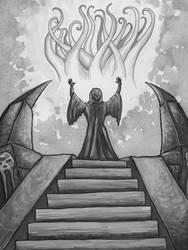 Summoning Other Gods by krateworx