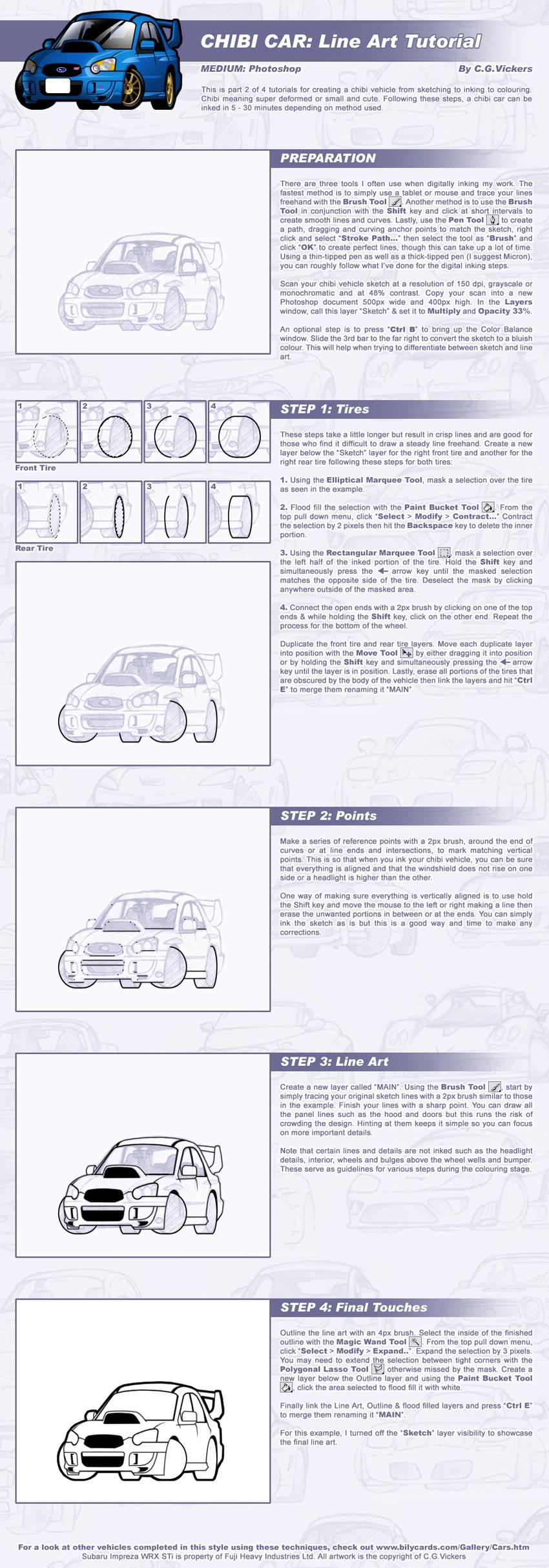 Chibi car line art tutorial by cgvickers on deviantart chibi car line art tutorial by cgvickers baditri Gallery