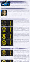 Chibi Car - Wheel Tutorial