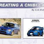 Chibi Car Creation Animation by CGVickers
