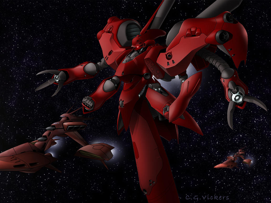 Zeon Ziel BG by CGVickers
