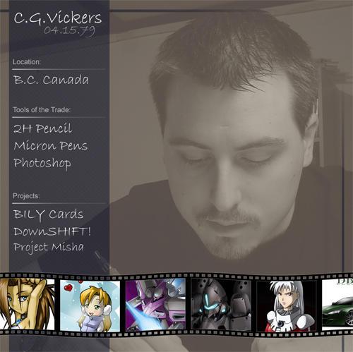 CGVickers's Profile Picture