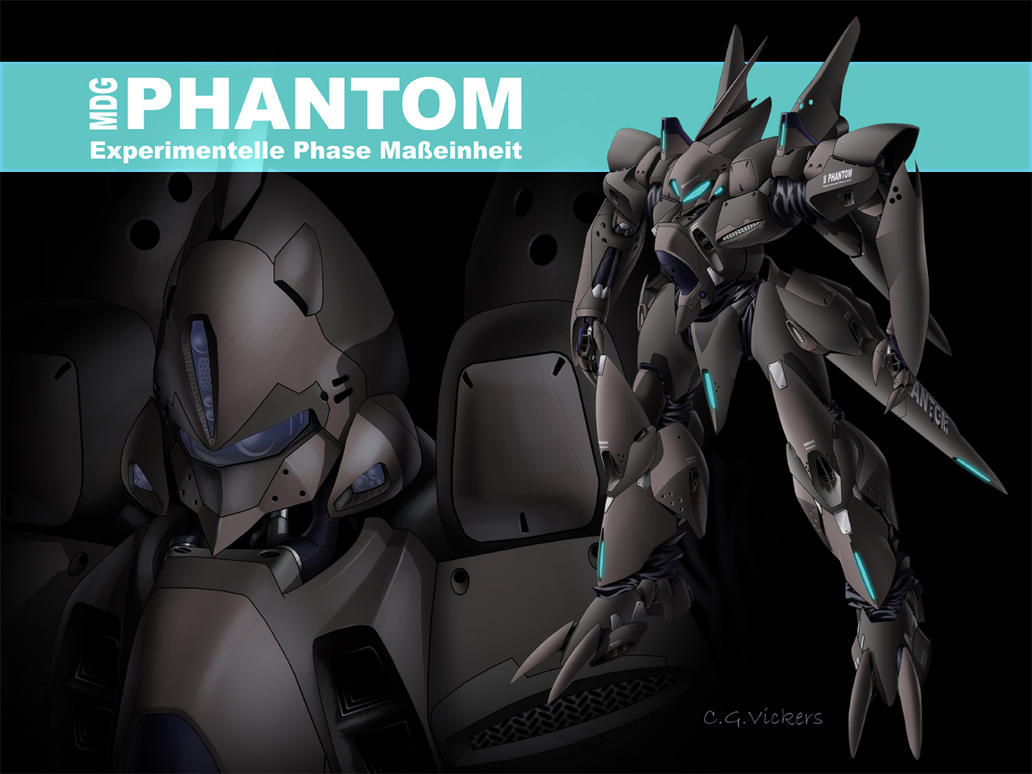 Phantom BG v2.0 by CGVickers