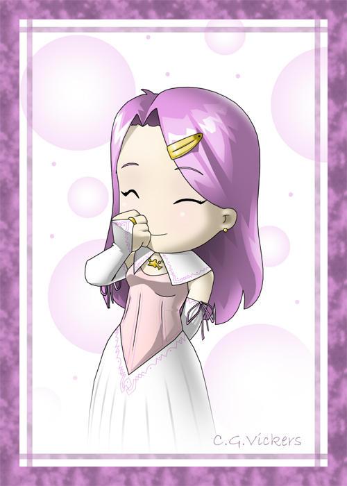 Kyla's Little Princess by CGVickers