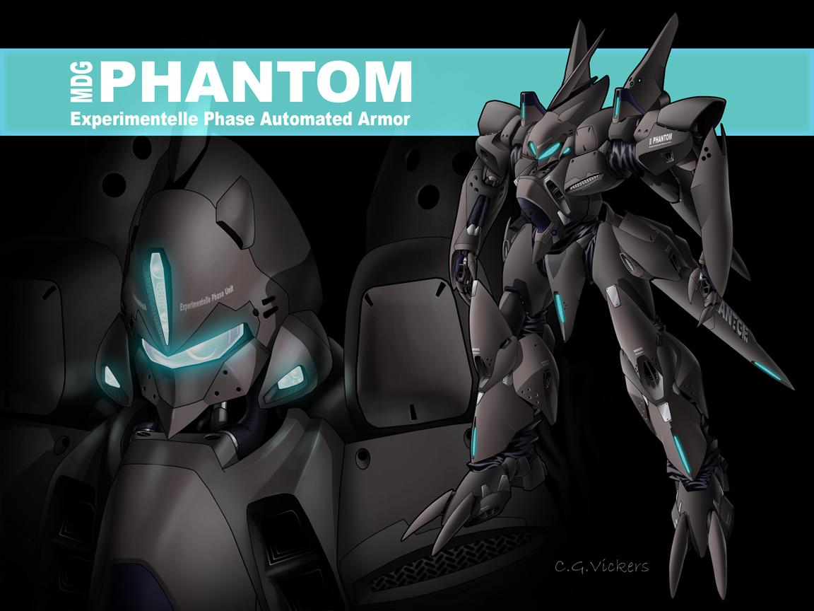 Phantom BG v3.0 by CGVickers