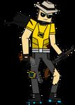 Deadman swag