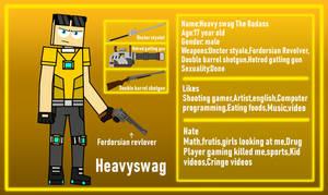Heavy swag Reference by xxHeavyswagxx