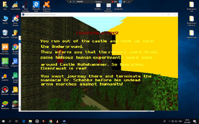 I won Brutal wolfenstein V50 by xxHeavyswagxx