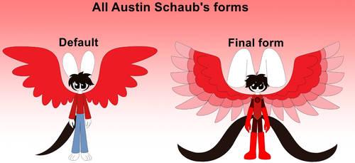 All Austin scubaun's Form by xxHeavyswagxx